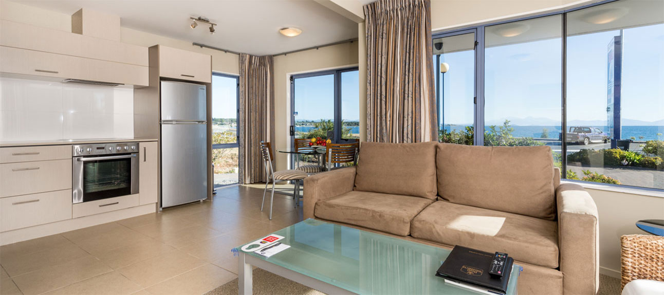 Taupo Accommodation Apartments Suites