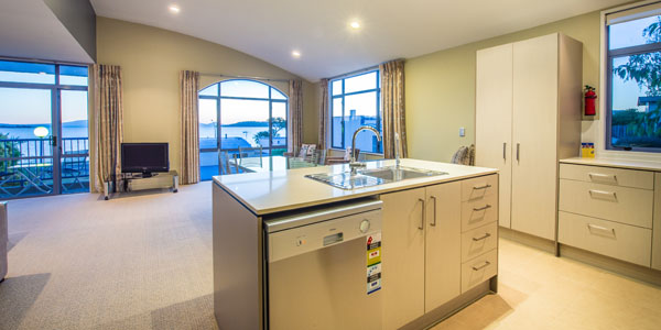 Accommodation Lake Taupo Penthouse Apartment Taupo